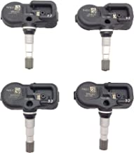 Set of 4PCS TPMS Tire Pressure Sensor for Toyota 4Runner Avalon Camry Tacoma Lexus ES350 IS350 Scion TC XB
