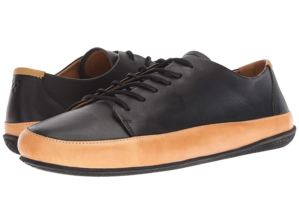 Vivobarefoot Bannister Leather (Black) Men