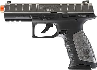 Beretta APX Blowback 6mm BB Pistol Airsoft Gun, Black/Grey
