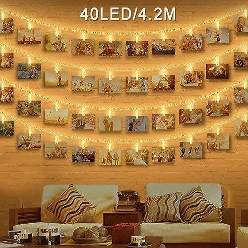 Adornos con Luz LED: Amazon.es