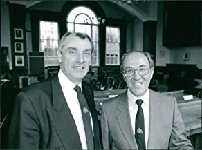 Vintage photo of Norman Topliss and Ernie Thompson