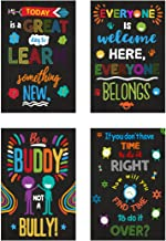 Sehaz Artworks Quotes & Motivation Matte Print Posters for Home (12x18, Multicolour, Set of 4) - SZA-1068-Poster-SET