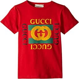 5126887cb233f Gucci kids guccy monster t shirt little kids big kids