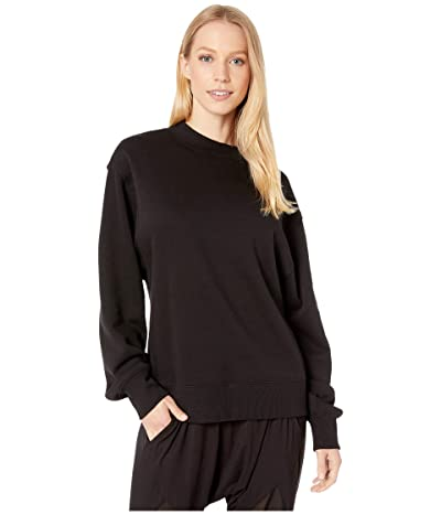 ALO Freestyle Sweatshirt (Black) Women