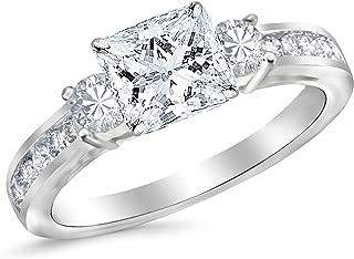 gia certified rings
