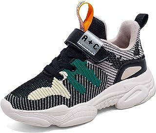 Niños Zapatillas Sneakers de Correr Zapatillas de Deporte para niños Zapatillas para niñas Entrenadores para niños Zapatillas de Deporte para Correr Zapatos para Caminar al Aire Libre niños 26-38