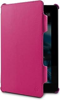 MarBlue Slim Hybrid Custodia Sottile Flip Cover con Supporto Verticale per Kindle Fire HDX 8.9, Rosa
