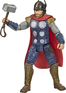 Hasbro Marvel Gamerverse 6-inch Action Figure Toy Thor War Cry, Video Game-Inspired, Ages 4 and Up