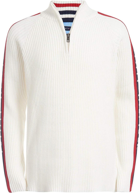 Tommy Hilfiger Boys Samuel Logo Sweater