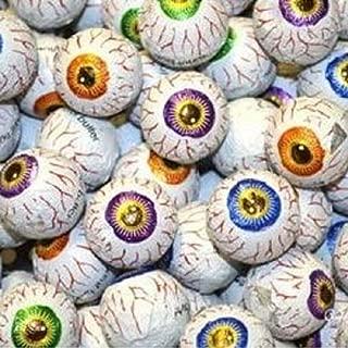 Creepy Peepers Peanut Butter Filled Chocolate Eyeballs 1LB Bag