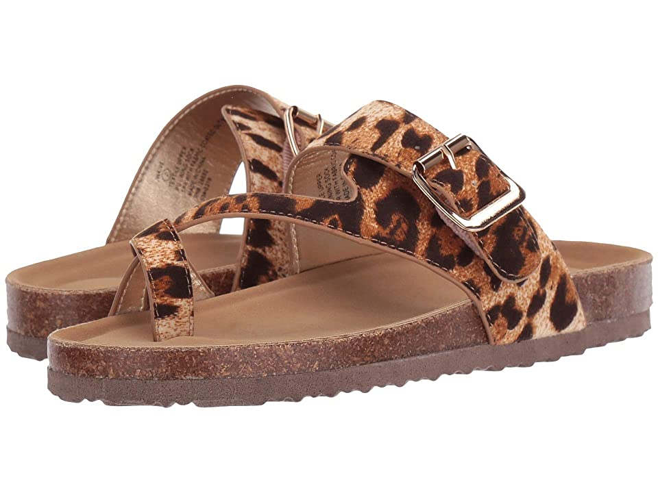 Steve Madden Kids Jwaive (Little Kid/Big Kid) (Leopard) Girls Shoes