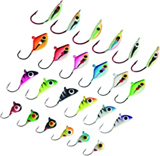 Best walleye ice jigging lures Reviews