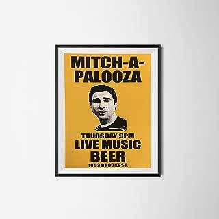 mitchapalooza poster