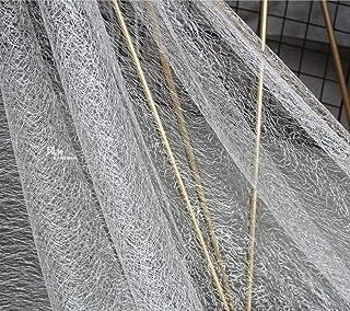 10 Metri//Rotolo di Cotone Bianco Nastri di Maglia di Pizzo Nastro di Pizzo Abbigliamento Fai da Te Materiale da Cucito Tessuto Decorazione Tessitura Bel Regalo Materiale da Imballaggio Rodman 1 pz