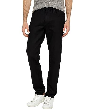 Madewell Athletic Slim Jeans in Black