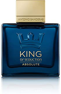 Antonio Banderas King of Seduction Absolute Agua de toilette con vaporizador - 100 ml