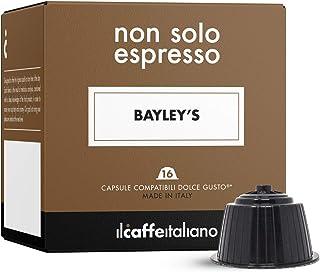 Il Caffè Italiano - 48 Capsule compatibili Nescafè Dolce Gusto Baileys - Frhome