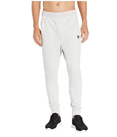 Reebok Training Supply Knit Jogger (Light Grey Heather) Men