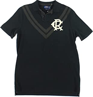 Mens Classic Fit Rugby Polo Shirt