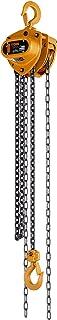 キトー マイティ チェーンブロックM3形 CB 1.6t × 2.5m CB015