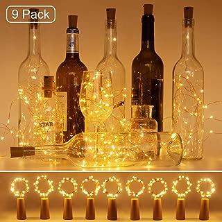 Amazon.es: botellas cristal: Iluminación