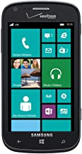 Samsung Ativ Odyssey I930 8GB 4G LTE Verizon/Unlocked GSM Windows 8 Smartphone - Black