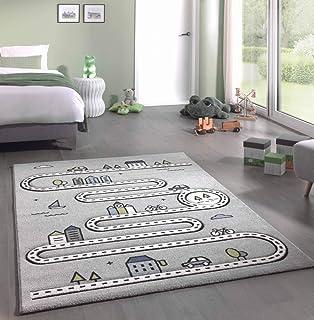 Amazon.es: alfombra infantil carretera