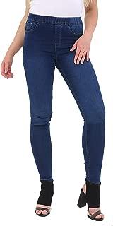 Womens Ex Evans Plus Size Ultra Stretch Ladies Jeggings Skinny Denim Jeans 14-28