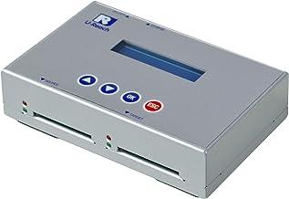 U-Reach Japan CF121 1:1 CFデュプリケータ CF121 CFカードのコピー、消去が可能な小型デュプリケータ。転送速度66MB/秒
