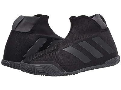 adidas Stycon Clay (Core Black/Night Metallic/Grey Six) Men