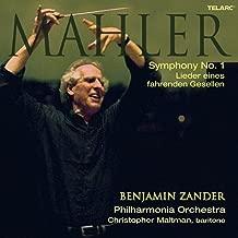 Mahler: Songs Of A Wayfarer/Symphony No. 1