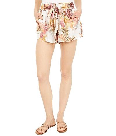 Rip Curl Tallows Shorts (White) Women