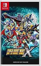 SUPER ROBOT WARS X [English, Japanese, Chinese Subtitles] Nintendo Switch Game