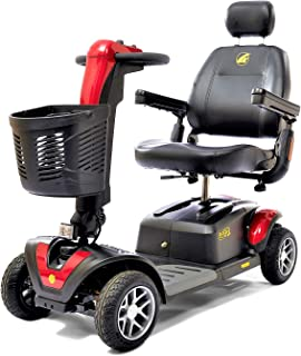 elite traveler plus 4 wheel scooter