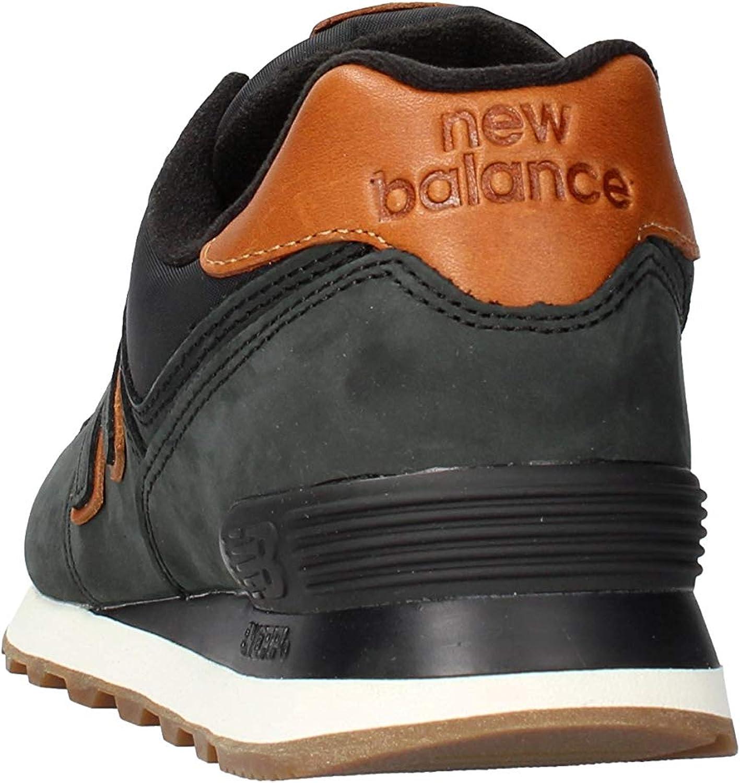 Amazon.com: New Balance 574 ML574NBI - Zapatillas para hombre ...