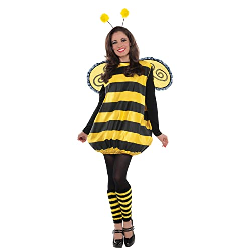 f39d7fe02d40 Amscan International Adults Darling Bee Costume