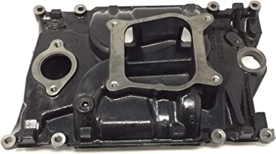 New 4.3L, 262 CID 4 barrel Vortec Marine Intake Manifold Assembly. Replaces Mercruiser 824330T1, Volvo Penta 3855806
