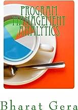Program Management Analytics