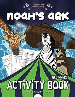 Noah's Ark Activity Book (Beginners)