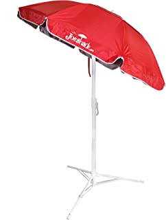 portable umbrella with tripod stand