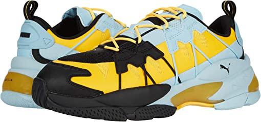 Puma Black/Ultra Yellow