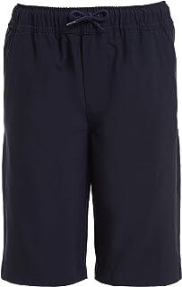 Nautica Boys' School Uniform Jogger Short