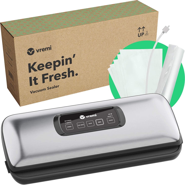 Vremi Vacuum Sealer Genuine Machine - Food Designed Max 55% OFF for and Preservation