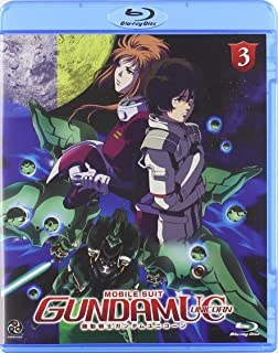 Mobile Suit Gundam Unicorn Vol. 3 [Blu-ray]