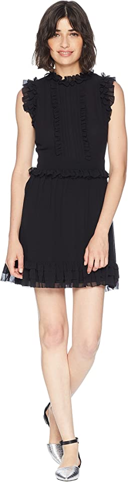 Flirty Ruffle Dress
