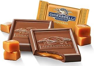 Ghirardelli Bulk Milk Chocolate Caramel Square (5 pound)