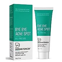 Dermatouch Bye Bye Acne Spot Oil Free Gel – 30g