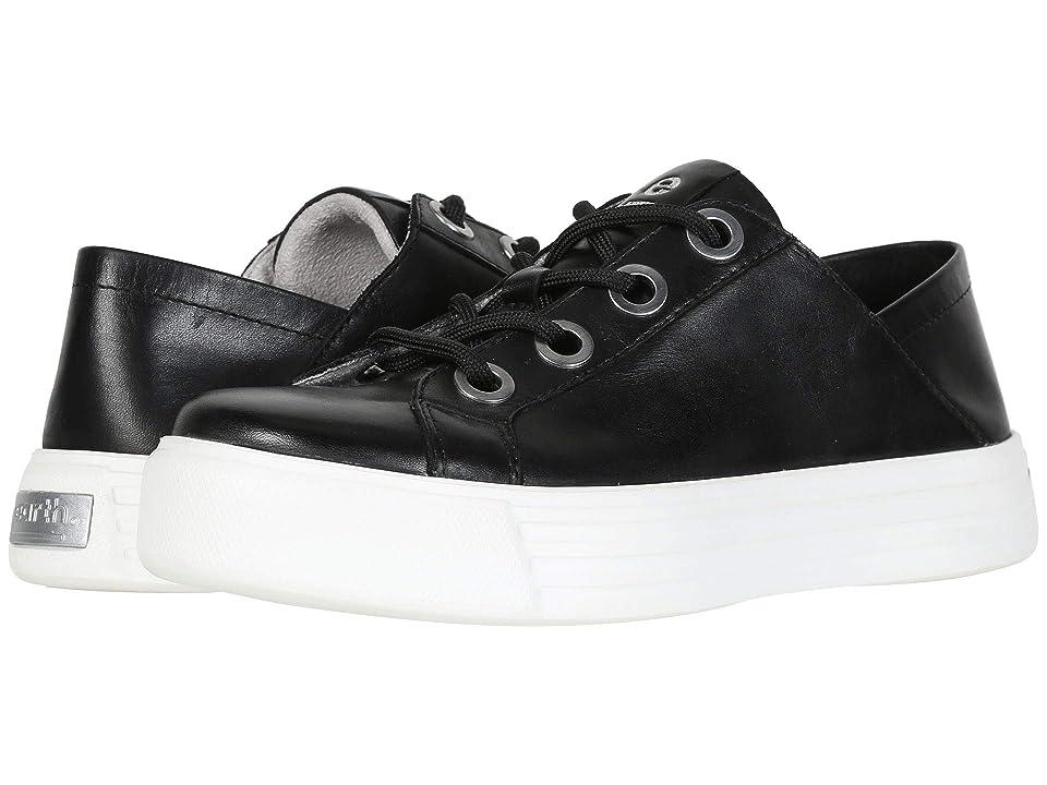 6ea6b4938531 Earth Cedarwood (Black Soft Calf) Women s Lace up casual Shoes