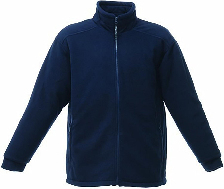 Regatta Great Outdoors Mens Asgard II Quilted Insulated Fleece Jacket (M) (Dark Navy)