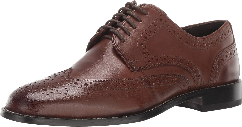 Nunn Bush Men's Nelson Wingtip Oxford shoes